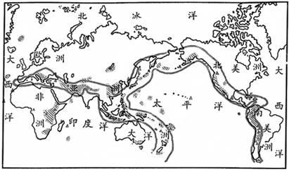 地图 简笔画 手绘 线稿 411_244