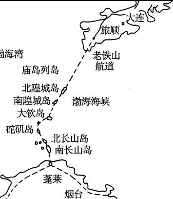 而前期旨在贯通渤海海峡南北两岸的蓬莱至长岛跨海大桥有望近期兴建.