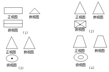 三棱台,三棱柱,圆锥,圆台 b.三棱台,三棱锥,圆锥,圆台 c.