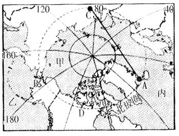 冰岛地理位置和地图