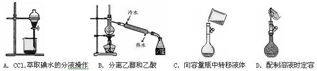 由于碘单质在ccl 4中的溶解度比在水中大