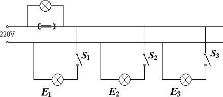 为检查照明电路,电工经常采用的方法是:取下保险丝,将