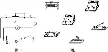 (3)使用上述原理图测量电池电动势和内阻时,会存在系统误差,这个误差