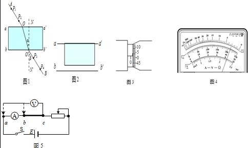 """高中物理试题 导体的伏安特性曲线 (1)如图1所示,某同学在""""测."""