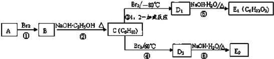 分子/反应②的化学方程式为______;