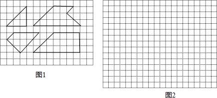 四巧板也叫 T字之谜 ,是一种类似七巧板的智力玩具,其中有大小不同的直角梯形各一块,等腰直角三角形一块,凹五边形一块.图1中所示的是一种特殊的四角板,它每块的顶