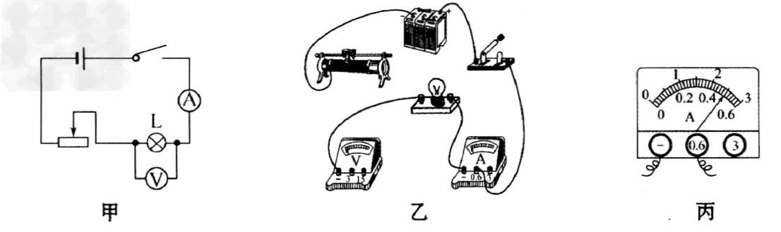 物理灯泡连接线路图