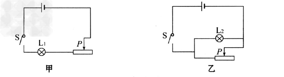 如图所示电路中,开关s闭合时,下列判断正确的是( )