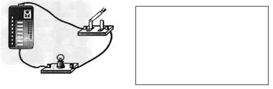 根据下面的实物图在右边的方框内画出对应的电路图.