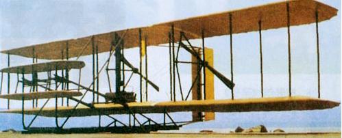 莱特兄弟的飞机
