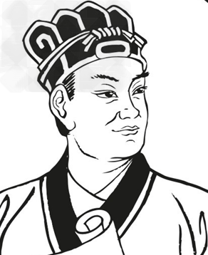动漫 简笔画 卡通 漫画 手绘 头像 线稿 292_358